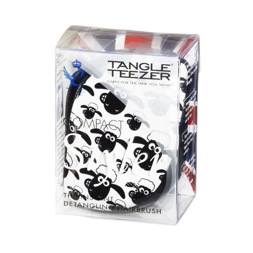 Tangle Teezer - Compact Styler kompakt hajkefe - Shaun the Sheep b91b925bfb