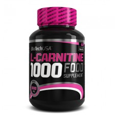 L-Carnitine 1000 mg 60 tabletta